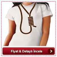 İlginç Tasarımlı T-Shirt
