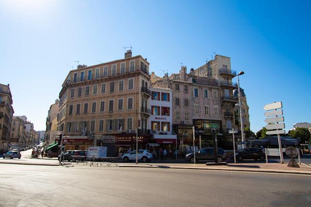 Avenue du Prado-Marsiglia