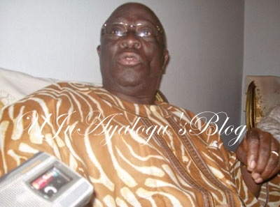 JUNE 12: Some Yoruba leaders in Buhari's govt 've sold us out — Ayo Adebanjo