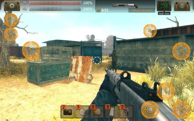 Game Perang Offline dan Online Terbaik Android