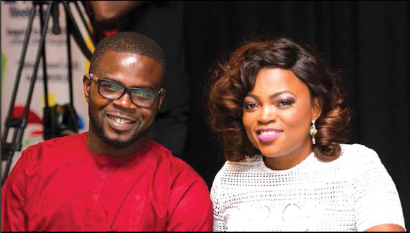 Funke akindele is not pregnant - JJC