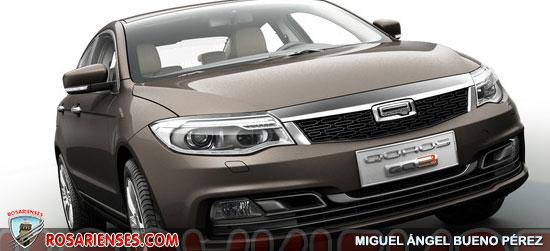 Qoros GQ3, un coche chino camuflado en Europa | Rosarienses, Villa del Rosario