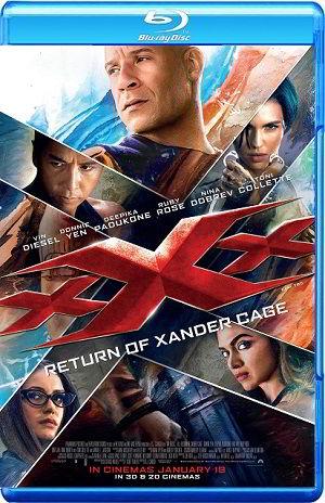 xXx Return of Xander Cage 2017 HDRip 720p 1080p