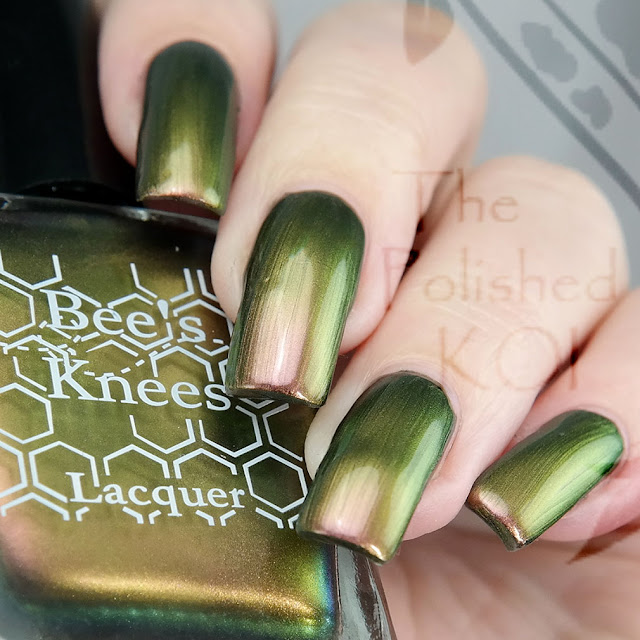 Bee's Knees Lacquer Tasty Fear