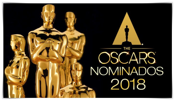 Oscar 2018: Fique de Olho nos indicados!