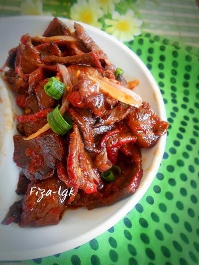 resipi daging masak merah resepi bergambar Resepi Bihun Sup Ayam Azie Kitchen Enak dan Mudah