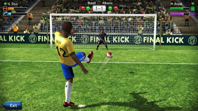 Final Kick Apk v3.8.0 Mod (Unlimited Money) Update Terbaru 2016