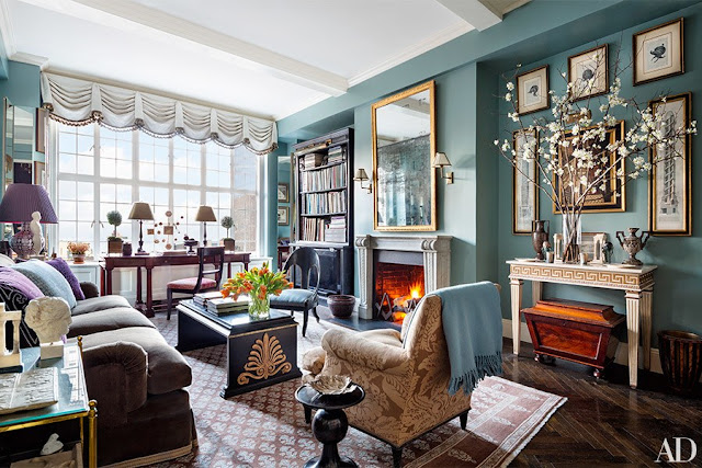 Decor Inspiration Alexa Hampton Interior Designer New