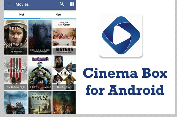 free movies app for android box