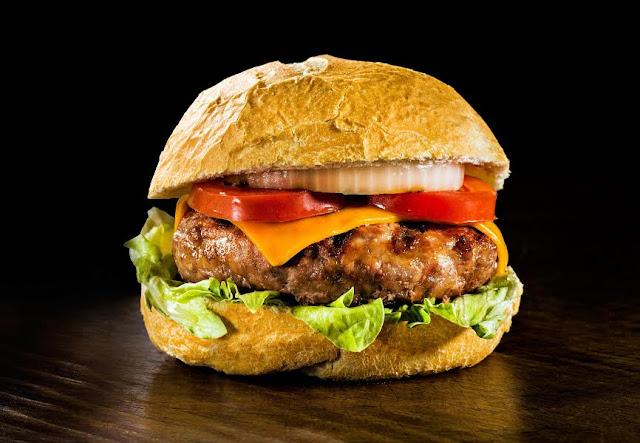 Hambúrguer do Madero em Miami