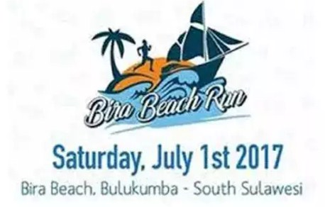 Bira Beach Run 2017 Bulukumba Sulsel