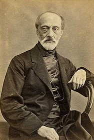 Giuseppe Mazzini was one of the leaders of the Roman Republic
