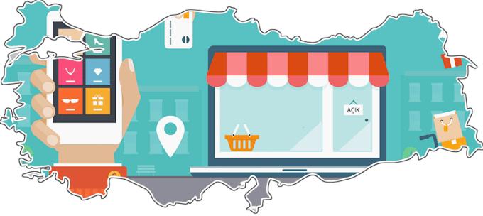 Türkiye'de E-Ticaret Pazar Büyüklüğü