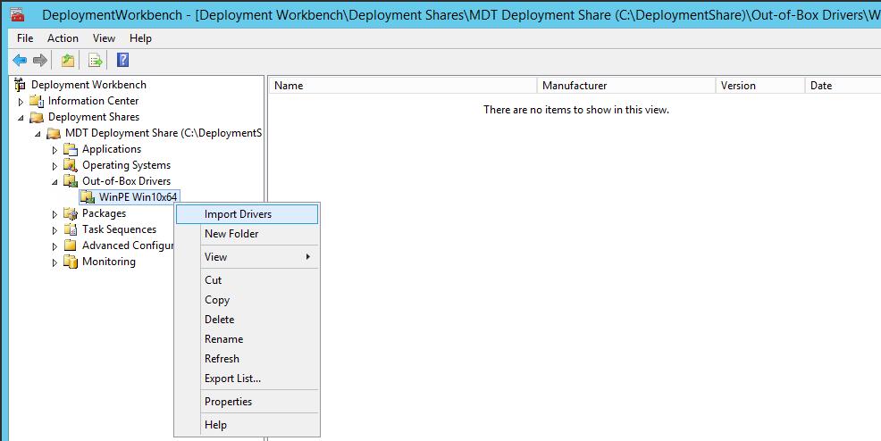 Animus Prime: Step by Step Setup of MDT 2013 Update 2 Server