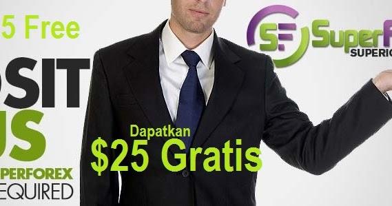 Broker forex yang memberi modal gratis