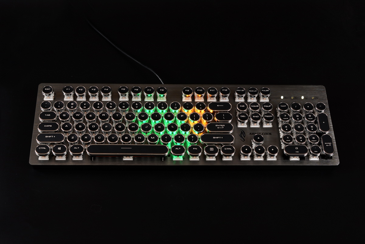 how to change rgb keyboard key