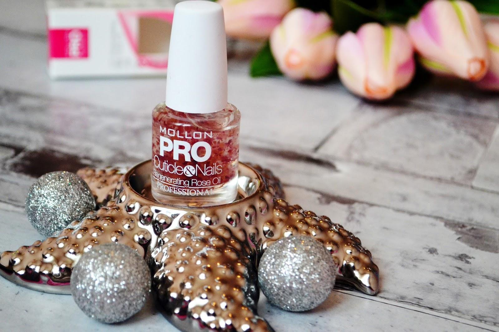 Mollon PRO - regenerujący olejek różany
