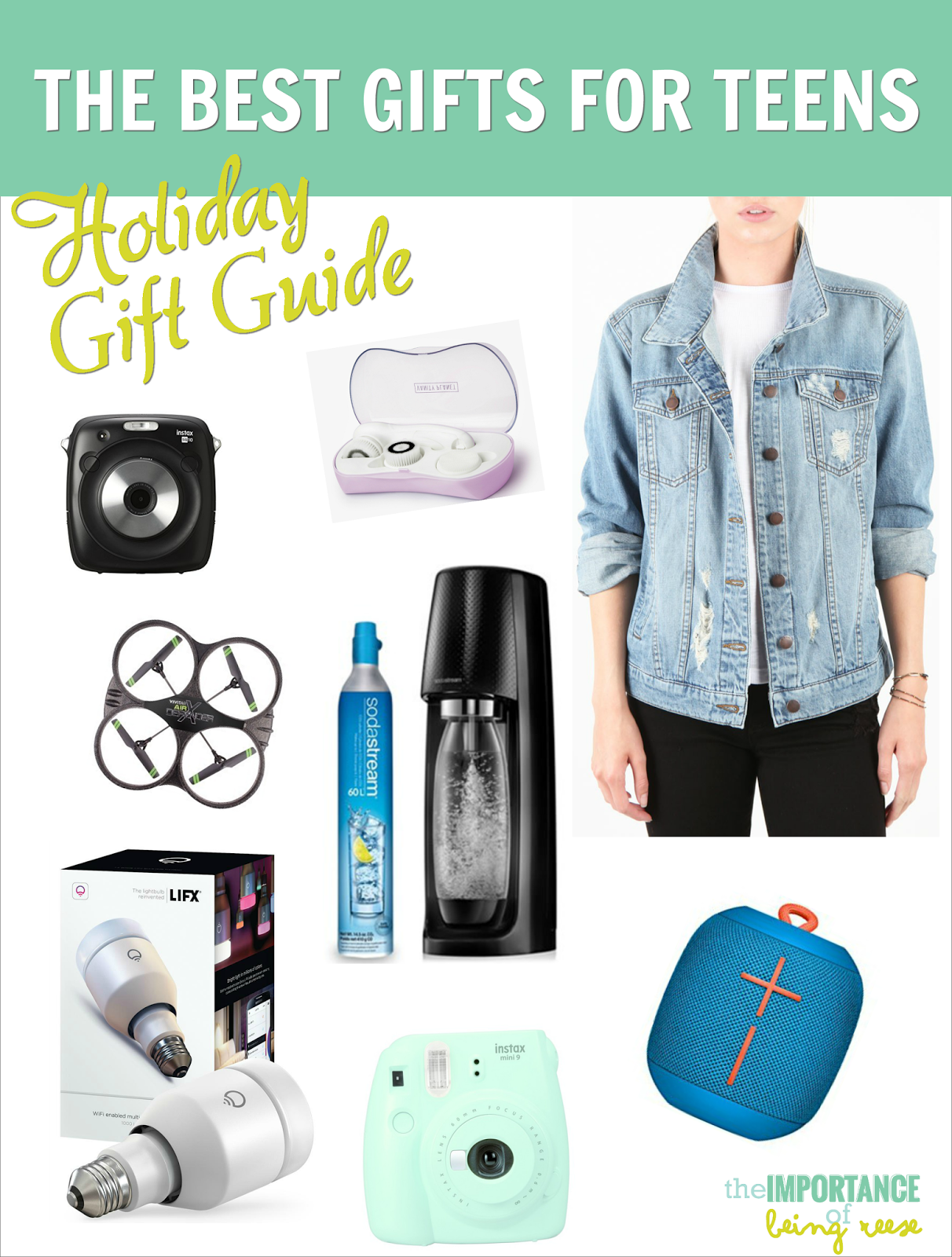 Check out some of the hottest gifts for teens this Holiday season!