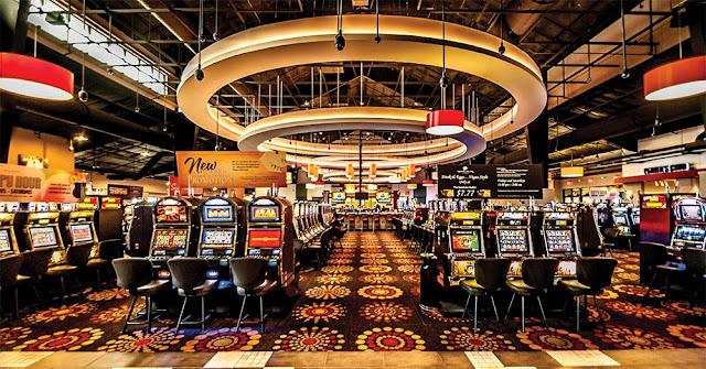 a casino at Pattaya Thailand