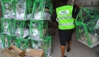 ANAMBRA POLL: INEC DISTRIBUTES ELECTION MATERIALS TO RACS