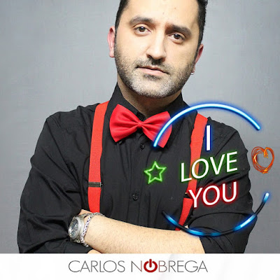 "Carlos Nóbrega Unveils New Single ""I Love You"""