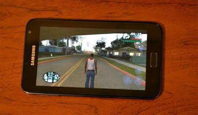 لعبة GTA San Andreas للهاتف