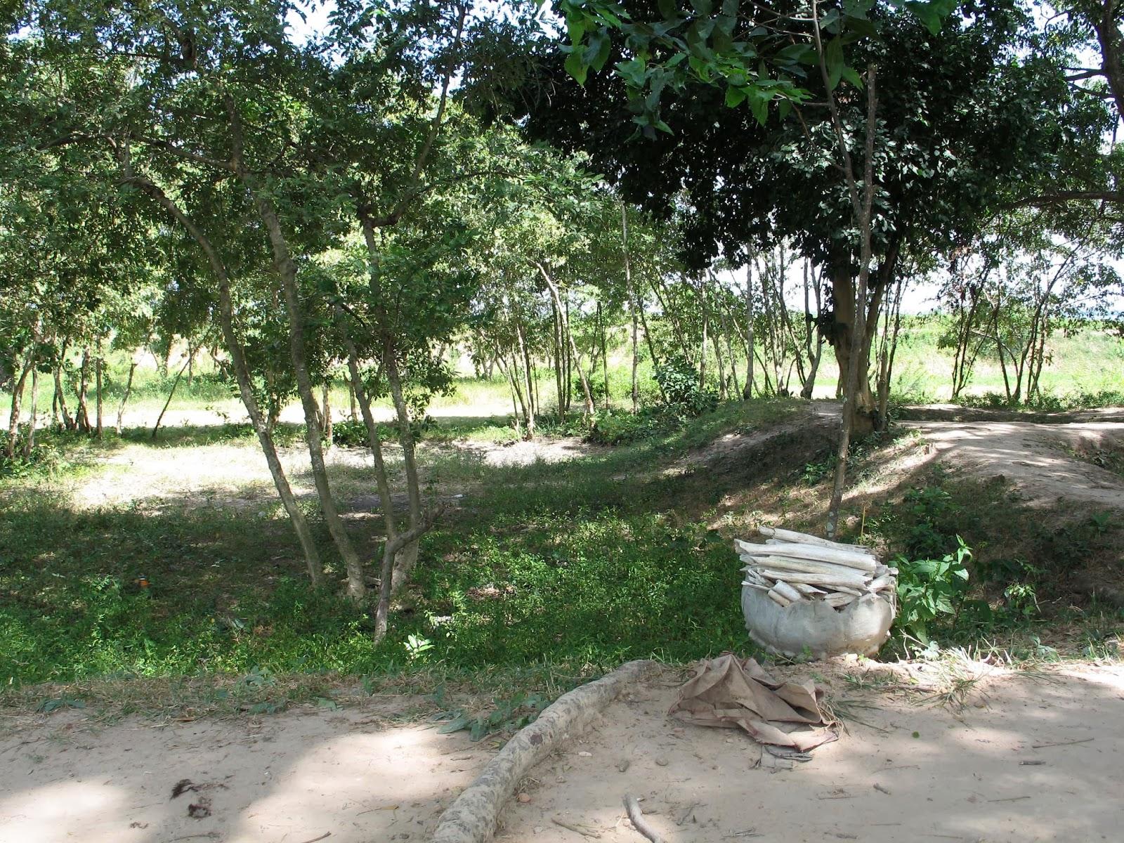 SAMURAI POLICE 1109: THE KILLING FIELDS OF THE KHMER ROUGE  Khmer
