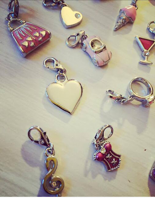 bijoux breloques charms