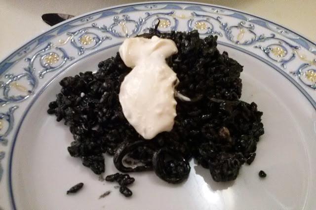 Restaurante la Riuà Valencia arroz