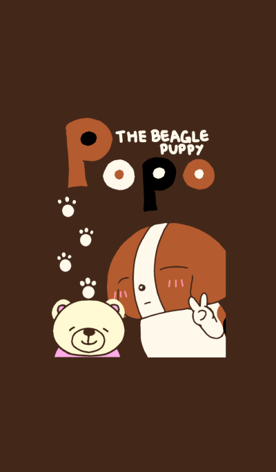 Popo The Beagle Puppy