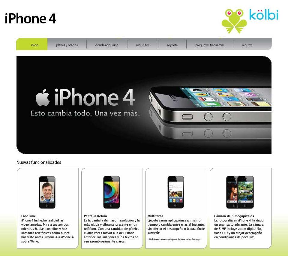Kolbi Iphone