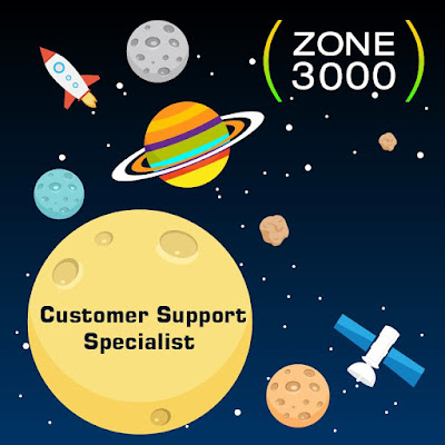 Customer Support Specialist в ZONE3000