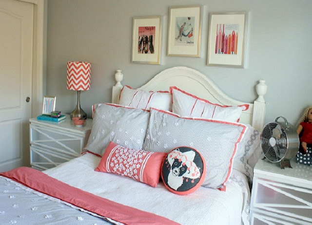 Tween Bedroom Ideas Girls - 5 Small Interior Ideas