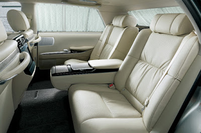 Toyota Century (2019) Interior 1