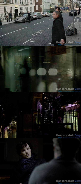 Sherlock Temporada 1 Completa HD 720p Español Latino