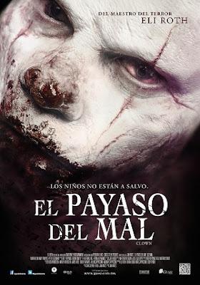 El Payaso del Mal en Español Latino