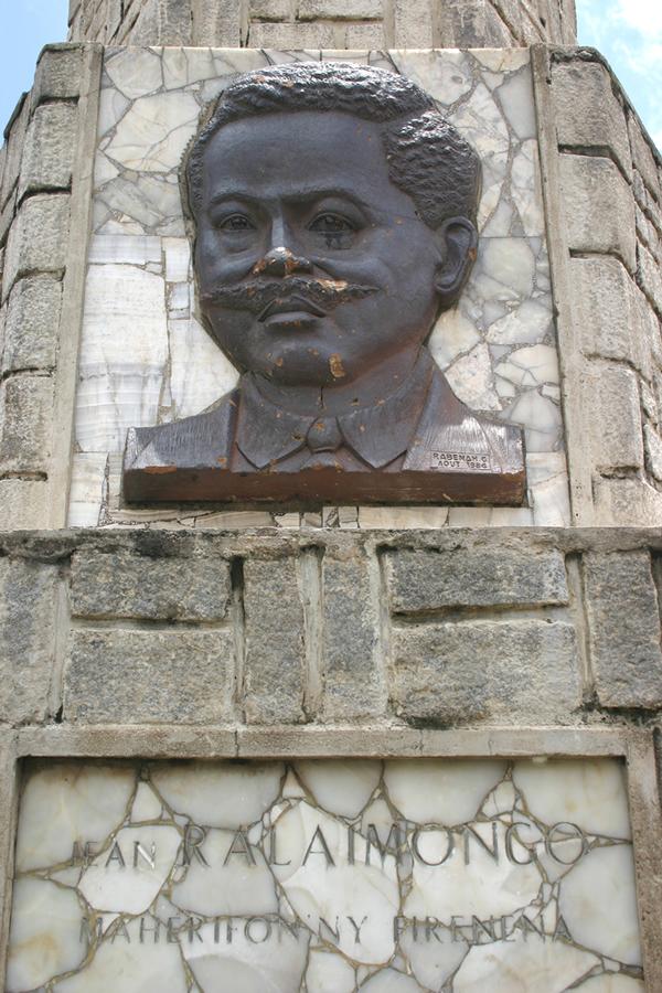 Jean Ralaimongo Monument