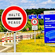 Augmentation tarif peage consequence transport et demenageurs