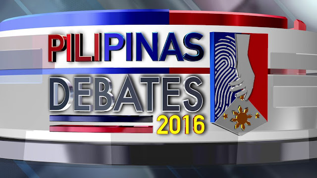 3rd and Final PiliPinas Debates 2016 on ABS-CBN video now up