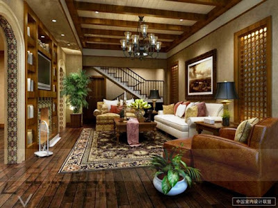 Classic Living Rooms