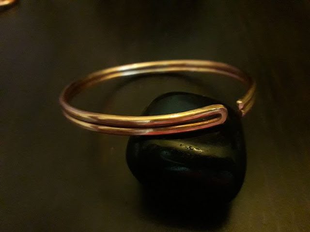 Copper Pendants, Copper Braclets/Bangles, Wire Wrapped Jewellery