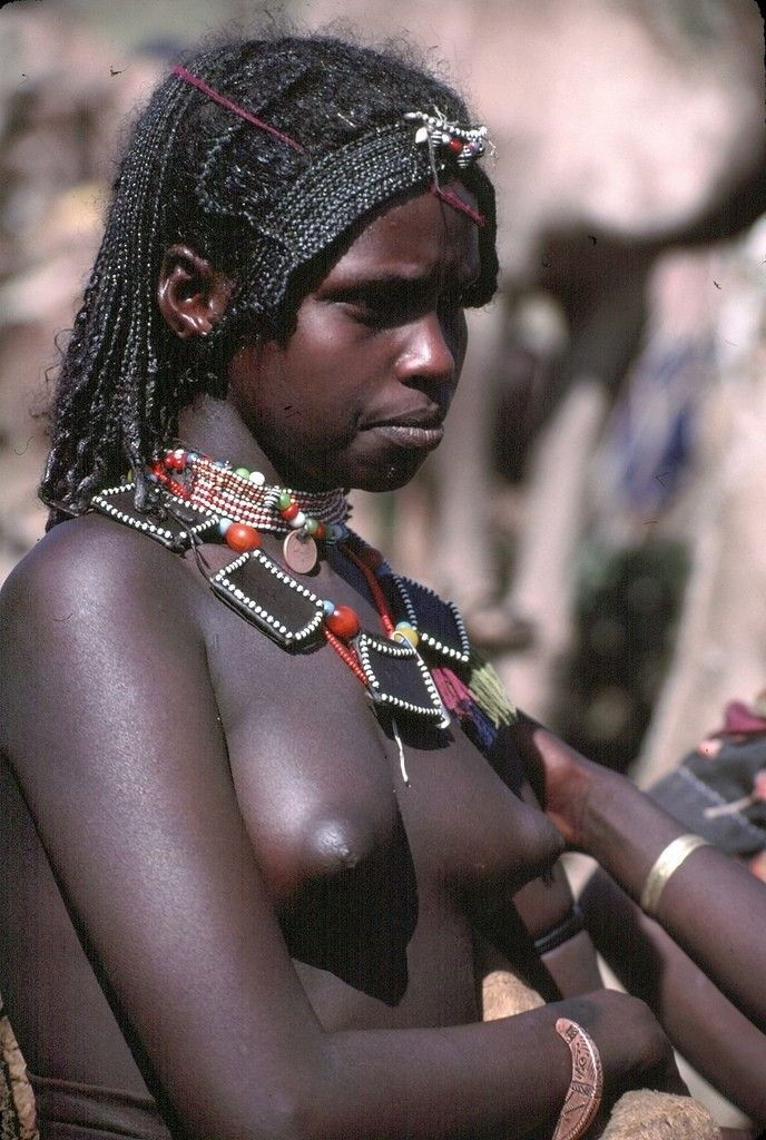 African Tribe Girls Nude