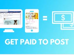 I am earning, Would you like to earn just by posting ads ?