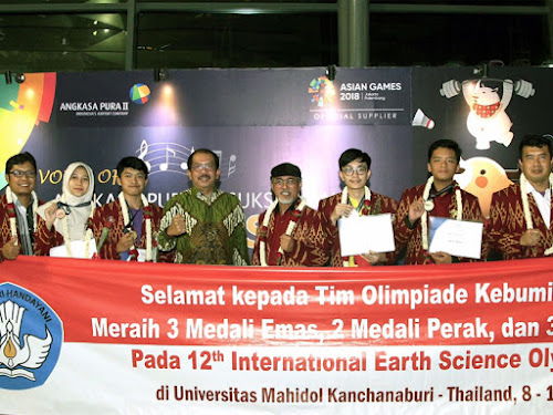 12nd International Earth Science Olympiad