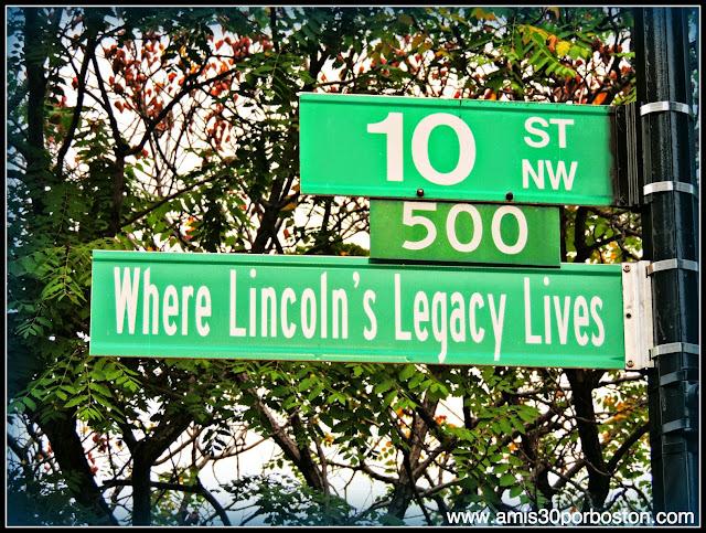 Zona del Asesinato de Lincoln
