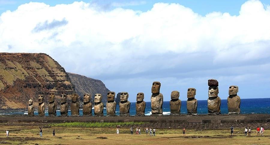 Turismo en la Isla de Pascua, Chile