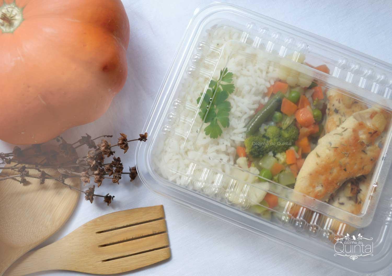 Novas Embalagens Linha Freezer & Microondas Galvanotek G 302 na Cozinha do Quintal