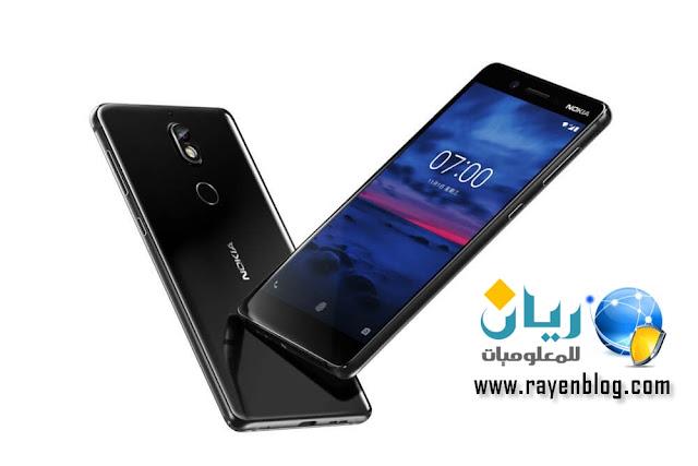HMD Global تكشف عن هاتف Nokia 7