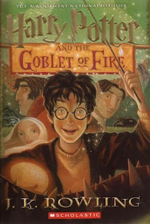 J.K. Rowlin, Harry Potter and the Goblet of Fire