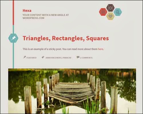 Hexa Free WordPress Theme